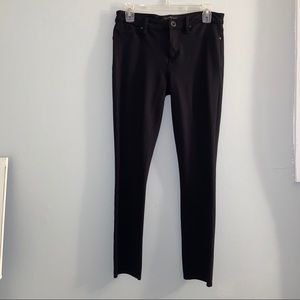 Calvin Klein Jeans Black Skinny Dress Pants